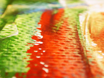 Kunsthintergrund Stockfoto