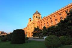 Kunsthistorisches museum Fotografering för Bildbyråer