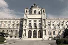 Kunsthistorisches Museum Royalty Free Stock Photography