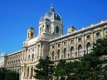 Kunsthistorisches Museum in Vienna Stock Images