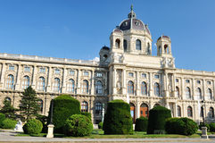 Kunsthistorisches Museum, Vienna (Austria) Royalty Free Stock Images