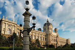Kunsthistorisches Museum, Vienna, Austria Royalty Free Stock Images