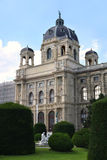 Kunsthistorisches Museum in Vienna, Austria Royalty Free Stock Photos