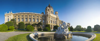 Kunsthistorisches Museum Vienna royalty free stock photos