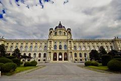 Kunsthistorisches Museum in Vienna Stock Photos