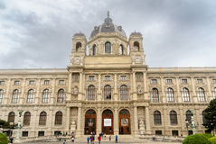 Kunsthistorisches Museum Wien Royalty Free Stock Images
