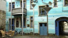 Kunsthofpassage à Dresde, Allemagne Photographie stock libre de droits