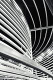 Kunstinstallation im Vereinigungs-Quadrat Melbourne Stockfotografie