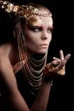 Kunstjuwelen stock fotografie