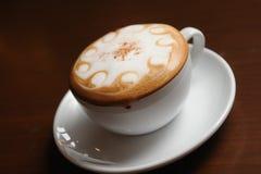 Kunstkaffee lizenzfreie stockbilder