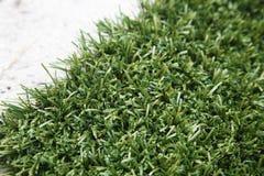 Kunstmatig gras stock foto