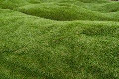 Kunstmatige grasachtergrond 1 Stock Afbeeldingen