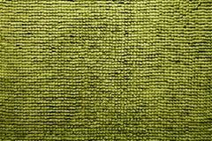Kunstmatige grasoppervlakte Deurmat, mat stock fotografie