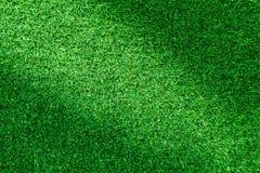 Kunstmatige groene grastextuur voor ontwerp Royalty-vrije Stock Afbeeldingen