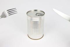 Kunstmatige lunch royalty-vrije stock foto's