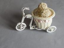 Kunstmatige uitstekende fiets stock foto's