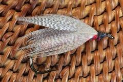 Kunstmatige vlieg voor vlieg visserij royalty-vrije stock afbeelding
