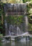 Kunstmatige waterval Royalty-vrije Stock Fotografie