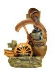 Kunstmatige waterval Royalty-vrije Stock Afbeelding
