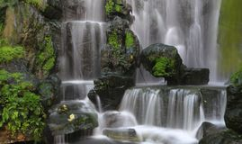 Kunstmatige Waterval stock afbeelding