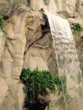 Kunstmatige Waterval Royalty-vrije Stock Foto
