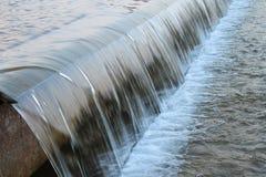 Kunstmatige Waterval Royalty-vrije Stock Afbeeldingen