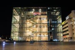 Kunstmuseum Штутгарт сверстница и museu современного искусства Стоковая Фотография