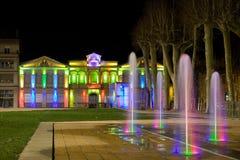 Kunstmuseum Lizenzfreies Stockfoto