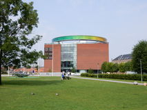 Kunstmuseum d'ARoS Aarhus, Danemark Images stock