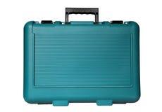 Kunststoffkoffer Lizenzfreies Stockfoto