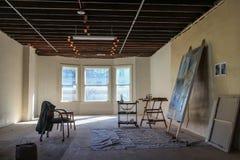 Kunststudio 6 Royalty-vrije Stock Fotografie