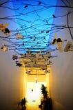 Kunsttoilet Royalty-vrije Stock Afbeeldingen