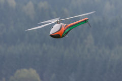 Kunstvliegenhelikopter Royalty-vrije Stock Foto