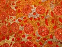 Kunstwerk van Tiwi Stock Afbeelding