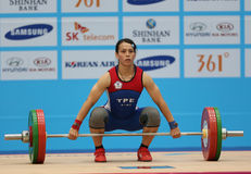 KUO Hsing Chun of Chinese Taipei Stock Photos