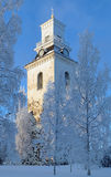 Kuopio Cathedral, Finland Stock Photography