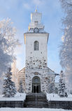 Kuopio Cathedral, Finland Stock Images