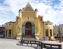 Kuopio City Hall (Kauppa Halli),  Northern Savonia, Finland Stock Image