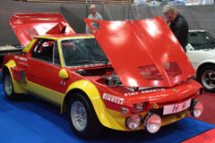 Kupé Fiat Abarth X1-9 Royaltyfri Bild