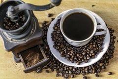 Kupa av coffe Royaltyfri Bild