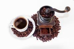 Kupa av coffe Royaltyfri Fotografi