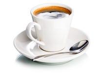 Kupa av espresso Royaltyfri Bild