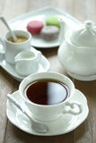 Kupa av hoad Tea Arkivfoto