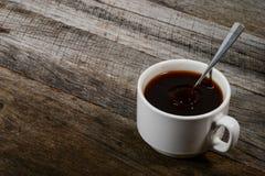 Kupa av kaffe Royaltyfri Bild