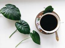 Kupa av kaffe Arkivfoton