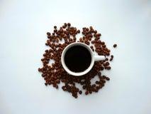 Kupa av kaffe royaltyfri fotografi