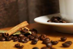 Kupa av kaffe Arkivfoto