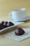 Chokladgodisar Royaltyfria Foton