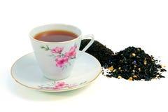 Kupa av Tea royaltyfri bild
