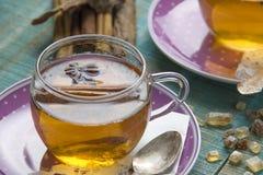 Kupa av Tea Royaltyfri Fotografi